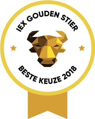 IEX Beste keus 2018